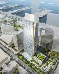 four seasons hotel to open in chinese port city architecture and