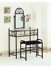 Vanity Desks Vanities U0026 Vanity Benches Amazon Com