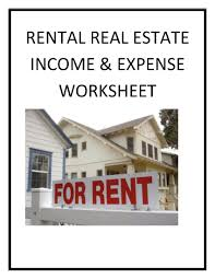 Rental Income Expenses Spreadsheet Keystone Cpa Inc