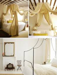 Gold Canopy Bed Add Elegance With Canopy Beds
