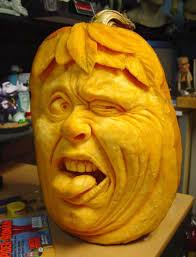 Best Halloween Pumpkin Carvings - a cut above the rest look at these creative pumpkin carvings