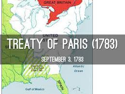 1783 Map Of The United States by American Revolution Timeline 1763 1783 By Navya Sai