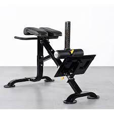 powertec dual hyperextension roman chair