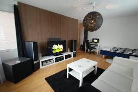 Mesmerizing  Modern Living Room Tv Design Decoration Of - Living room wall units designs
