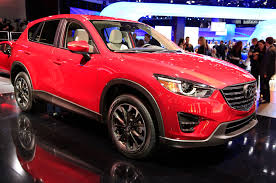 mazda small cars 2016 2016 mazda cx 5 updated for los angeles auto show