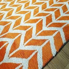 Orange Modern Rugs Modern Orange Rug Cfresearch Co