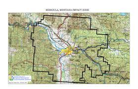Map Montana by Montana Deq U003e Air U003e Airquality U003e Planning U003e Montanasmokemgntimpactzone