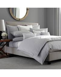 barbara barry great deal on barbara barry ascot duvet cover in smoke
