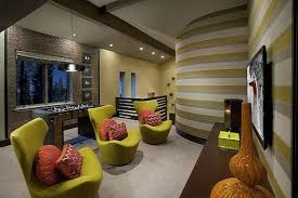 Media Game Room - game room house designs home design and decor inspiration 4981