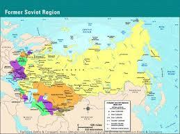 former soviet union map former ussr size