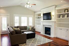 television over fireplace fireplace with built ins binhminh decoration