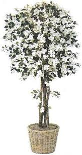 artificial dogwood trees