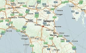 map of bologna bologna weather forecast