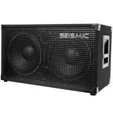 212 guitar speaker cabinet 2x12 guitar cab 4 ohms u2013 seismicaudio