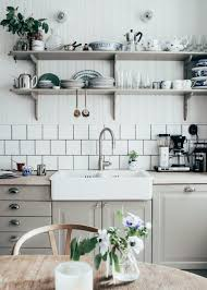 kitchen white and scandinavian style kitchen kitchen island