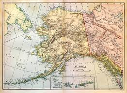 Map Of Alaska And Usa by Map Of Alaska Usa