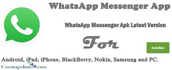 whatsapp messenger apk file free whatsapp messenger app version free