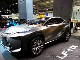 lexus crossover 2014 rendering lexus lf nx crossover to launch in august 2014