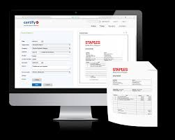 How To Do A Expense Report by Certify Travel And Expense Report Management Software