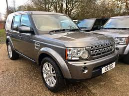 land rover discovery suv used land rover discovery 4 suv 3 0 td v6 hse 4x4 5dr in ware