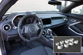 2016 2017 camaro interior accessory knob cover parts kit in color
