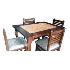 4 Seat Dining Table And Chairs 4 Seater Dining Table Impfocus
