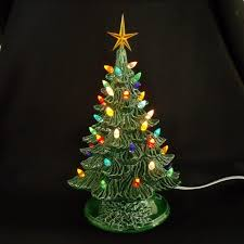 fantastic ceramic trees bisque italian