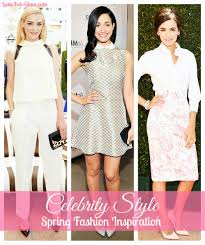 lush fab blogazine celebrity style beautiful spring fashion