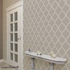peel and stick wallpaper moroccan warm grey peel and stick fabric wallpaper 2ft x 4ft sheet