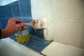 peindre du carrelage cuisine peindre du carrelage mural conseils pour la réalisation d une