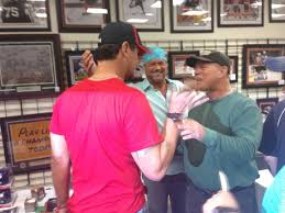 Is Lenny Dykstra S Post Prison Comeback Already Over - mitch williams almost fought lenny dykstra at an autograph signing