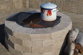 Firepit Kits Tables Pits Cambridge Pavingstones Outdoor Living