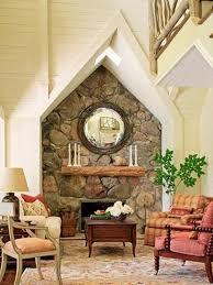 1930 Home Interior by 15 Living Room Designs With Natural Stone Walls Rilane