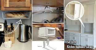 kitchen wall cabinets 15 cool uses of space between countertop and wall cabinet