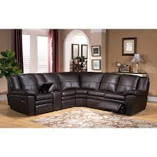 Sectional Sleeper Sofa With Recliners Sectional Leather Leather Sectional Sleeper Sofa Recliner