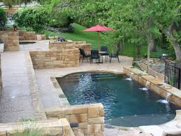 Backyard Pool Landscaping Pictures by Innovative Pool Designs Inc Backyard Landscaping Ideas Swimming