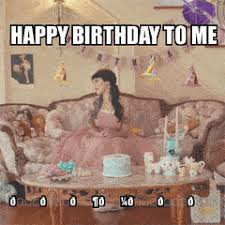 Happy Birthday To Me Meme - happy birthday to me gifs search find make share gfycat gifs