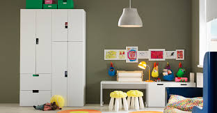 ikea babyzimmer stuva aufbewahrungskombinationen fürs babyzimmer ikea