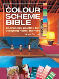 The Color Scheme Bible Inspirational Palettes For Designing Home - Home interior design books