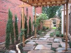 Trellis Construction Landscape Design Arbors Tree Services Flower Pots Stone