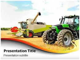 agriculture technology powerpoint templates and backgrounds