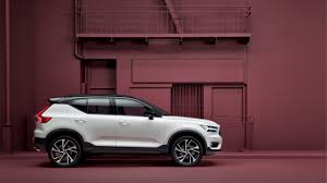 brand new volvo volvo launches the new xc40 suv and care by volvo a subscription