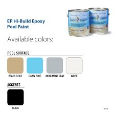 ep hi build epoxy