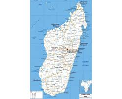 Road Map Of France by Maps Of Madagascar Detailed Map Of Madagascar In English