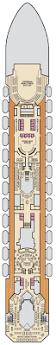 Carnival Sensation Floor Plan by Carnival Victory Carnivalcruiseline De