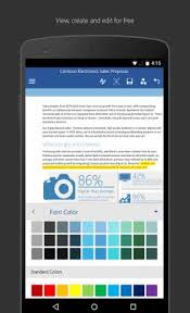 word for android microsoft word apk v16 0 8431 2022 android