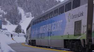 Amtrack Two Hours 28 Tunnels 9 000 Feet High America U0027s Only Amtrak