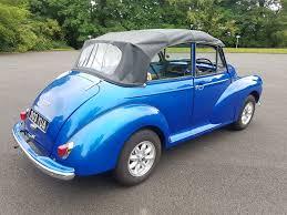 1962 morris minor convertible mathewsons