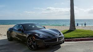 teal car 2018 karma revero is an u0027ultra luxury u0027 hybrid la times