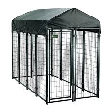 cl l home depot american kennel club 4 ft x 8 ft x 6 ft uptown premium steel